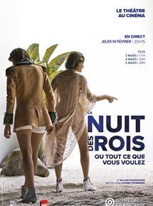 Bande-annonce La Nuit des rois (Comédie-Française - Pathé live)