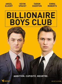 Billionaire Boys Club en streaming vf complet