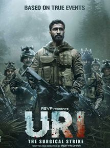 Uri : The Surgical Strike streaming