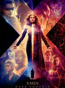 voir X-Men : Dark Phoenix streaming