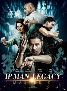 IP Man Legacy: Master Z streaming