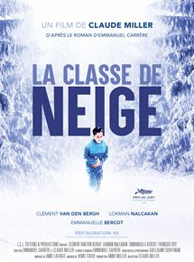 La classe de neige streaming
