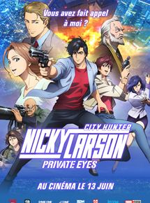 Nicky Larson Private Eyes streaming