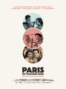Paris est toujours Paris streaming