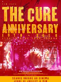 The Cure – Anniversary 1978-2018 Live in Hyde Park London streaming