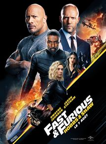 Fast & Furious : Hobbs & Shaw en streaming