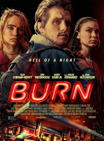 Burn streaming