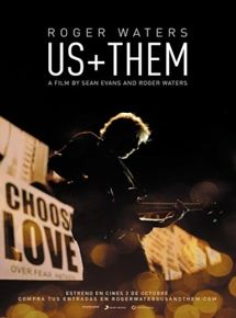 Roger Waters Us + Them streaming