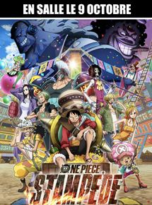 One Piece: Stampede streaming