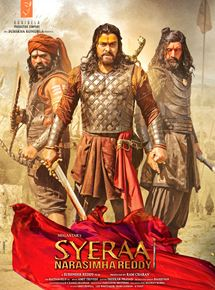 Sye Raa streaming