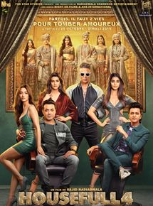 Housefull 4 streaming