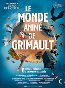 Le Monde animé de Grimault streaming