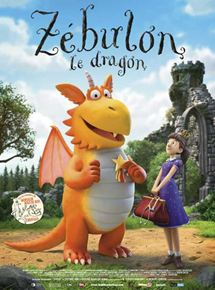 Zébulon, le dragon streaming