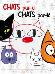 Chats par-ci, Chats par-là streaming