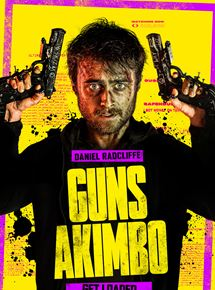 Guns Akimbo streaming
