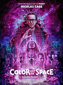 Color Out Of Space streaming