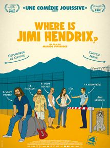 Bande-annonce Where is Jimi Hendrix ?