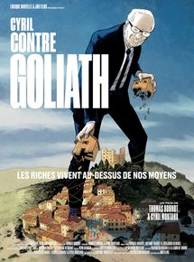 Cyril contre Goliath streaming