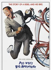 Pee Wee Big Adventure streaming