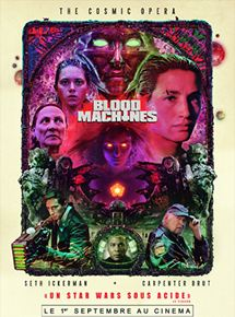voir Blood Machines streaming