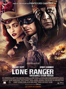 Lone Ranger, Naissance d'un héros en streaming