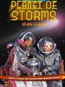 La Planète des tempêtes