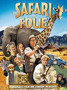 Un safari en folie !