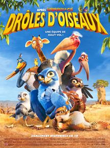 film drole d'oiseaux en streaming vf