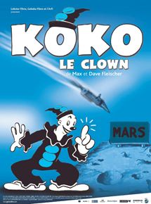 Koko le Clown streaming gratuit