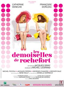 Les Demoiselles De Rochefort streaming