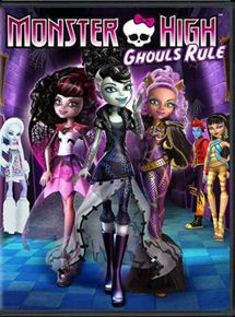 Monster High : La fête des Goules streaming