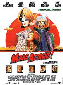 Mars Attacks! streaming
