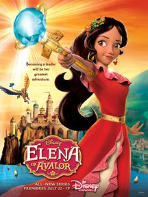Elena D Avalor Série Tv 2016 Allociné