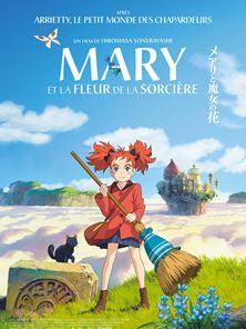 Mary et la fleur de la sorcière Bande-annonce VF