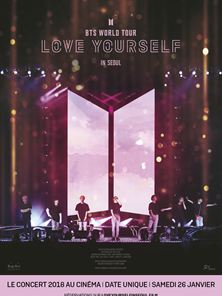 BTS World Tour: Love Yourself in Seoul Bande-annonce VF