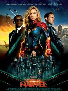 Captain Marvel Bande-annonce (2) VO