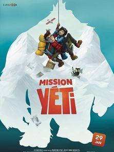 Mission Yéti Bande-annonce VF