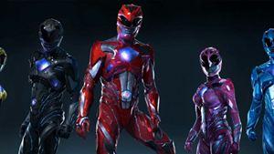 Power Rangers : jusqu