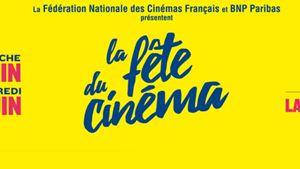 Fête du Cinéma : du 26 au 29 juin, 4€ pour tous les films dans toutes les salles !