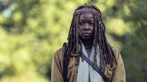 The Walking Dead saison 10 : Michonne fait ses adieux aux fans au Comic-Con