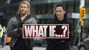 What If... ? de Marvel : 25 acteurs du MCU participeront à la série animée