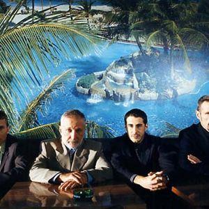 HS Hors Service : Photo François Berléand, Jean-Paul Lilienfeld, Lambert Wilson, Lorànt Deutsch, Stéphan Guérin-Tillié