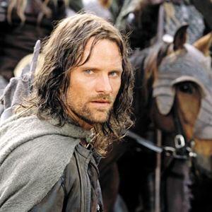 Le Seigneur des anneaux : les deux tours : Photo Viggo Mortensen