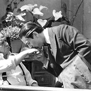 Le Parrain, 2e partie : Photo Giuseppe Sillato, Robert De Niro