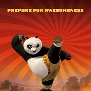 kung fu panda photos et affiches allocin. Black Bedroom Furniture Sets. Home Design Ideas