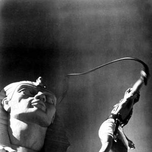Les Dix commandements : Photo Cecil B. DeMille