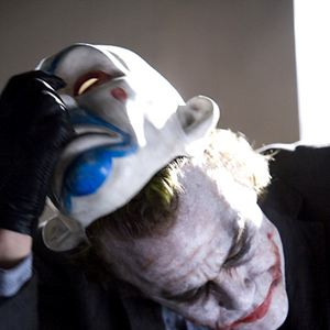 The Dark Knight, Le Chevalier Noir : Photo Heath Ledger