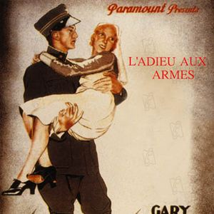 L'Adieu aux armes : Affiche Frank Borzage, Helen Hayes