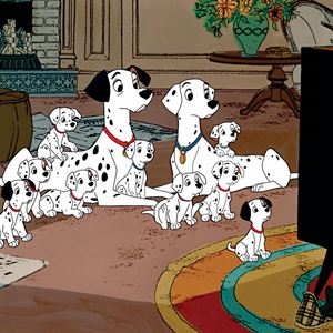 Les 101 Dalmatiens : Photo
