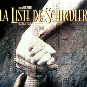 La Liste de Schindler : Affiche